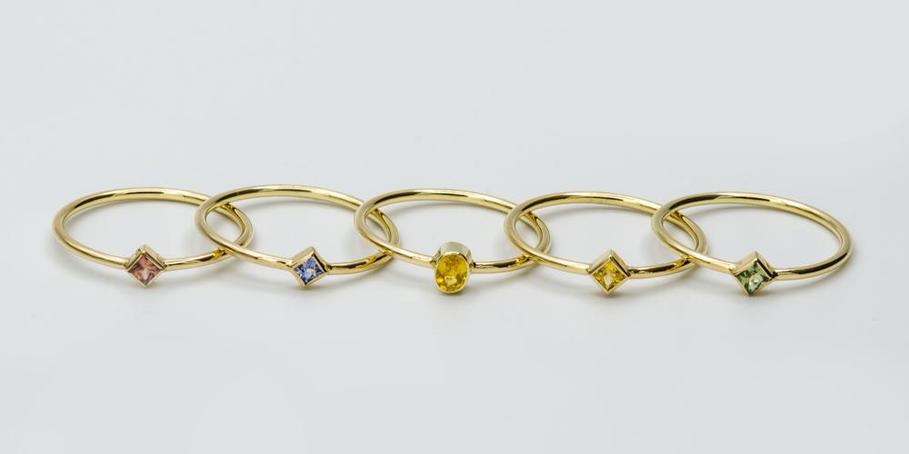 14k gouden ringen